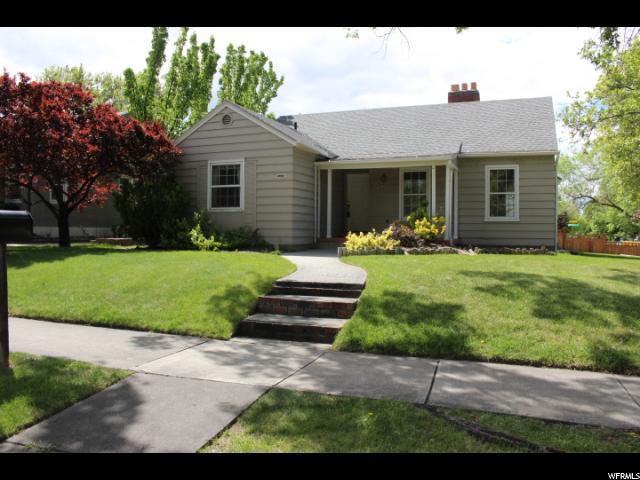 1704 E Harrison Ave Salt Lake City, UT 84108