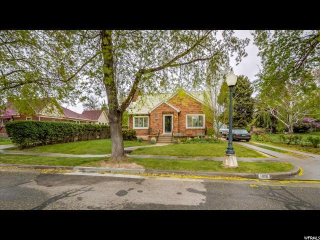 1829 E Redondo Ave Salt Lake City, UT 84108