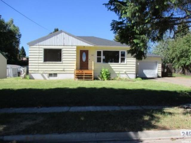 249 Eastman Ave, Soda Springs, ID 83276