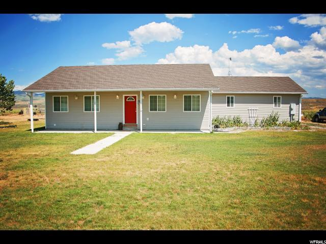 18350 S Marsh Valley Rd, Downey, ID 83234