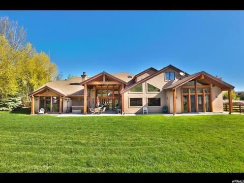 2440 Holiday Ranch Loop Rd, Park City, UT 84060