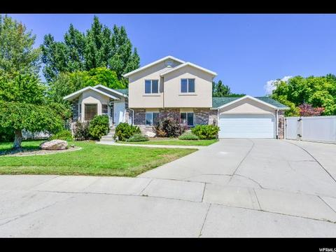 8326 S Plum Blossom Cir, West Jordan, UT 84088