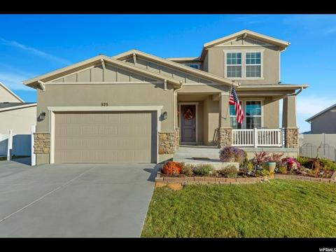 58 Homes For Sale In Stansbury Park UT