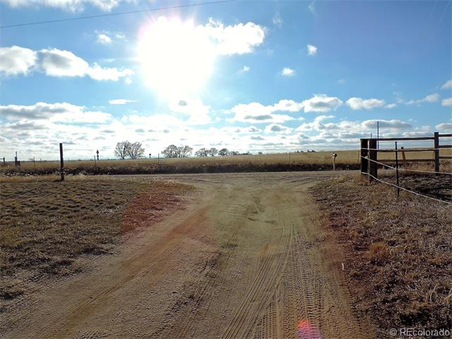 9595 N Log Rd, Calhan CO 80808