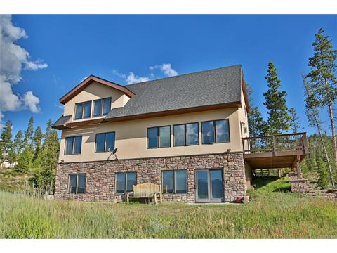 260 County Road 8551, Granby, CO 80446