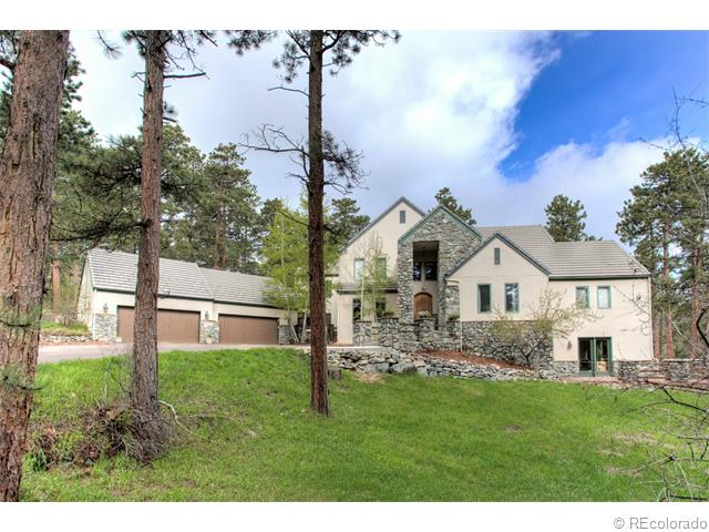 34166 Little Berry Trl, Evergreen, CO