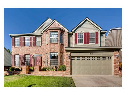 2109 Maples PlHighlands Ranch, CO 80129
