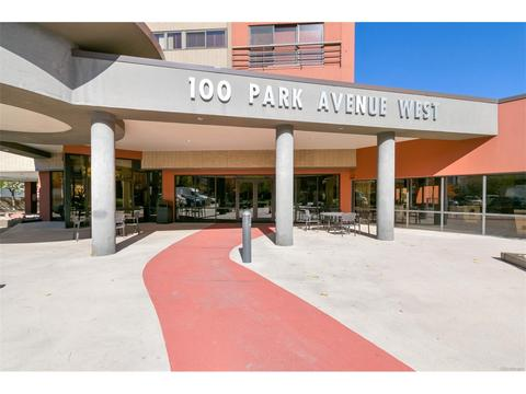 100 Park Ave #1903, Denver, CO 80205