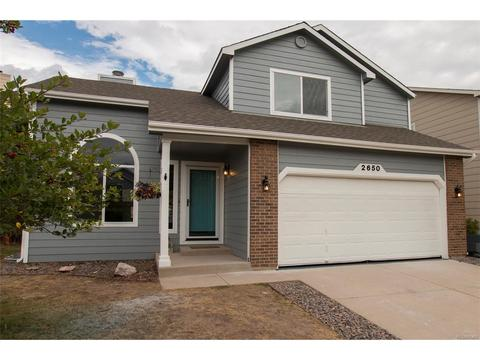 2650 Vidalia TerColorado Springs, CO 80919