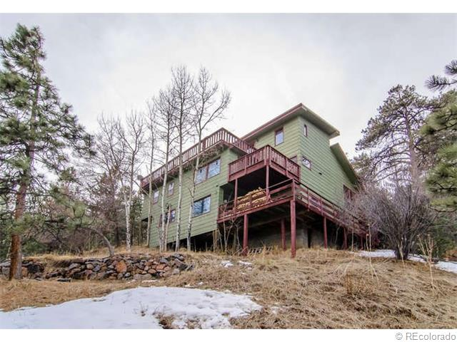 732 Meadow View Dr, Evergreen, CO