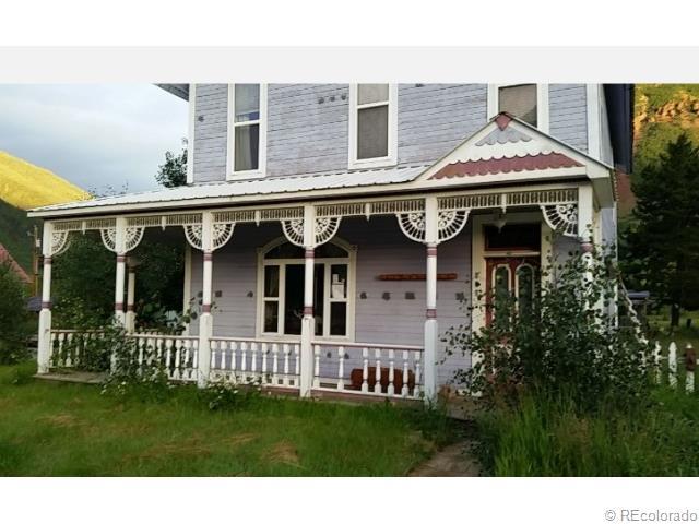 809 Reese St, Silverton, CO