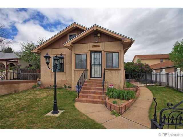 3116 W Pikes Peak Ave, Colorado Springs, CO
