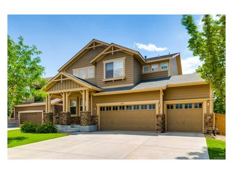 5535 Fox Meadow Ave, Highlands Ranch, CO 80130