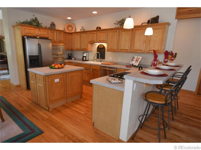 Kitchen Design Evergreen Co 1616 marmot ln, evergreen, co 80439 mls# 3489121 - movoto