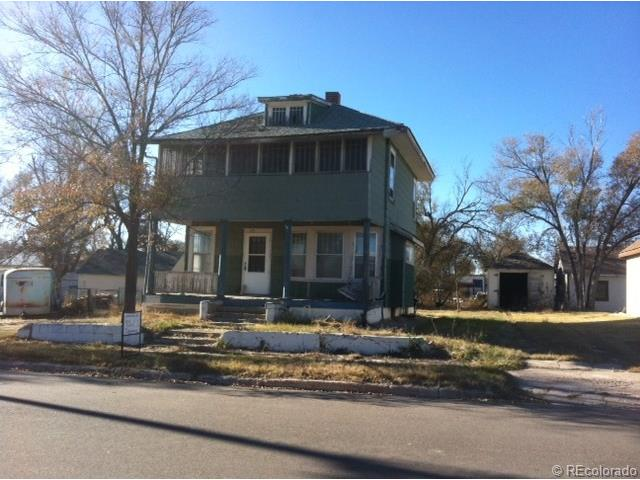 613 3rd Ave, Limon, CO