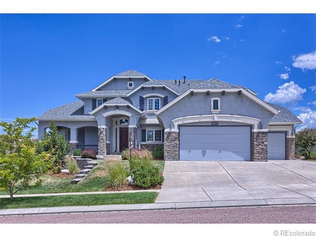 9671 Sycamore Glen Trl, Colorado Springs, CO