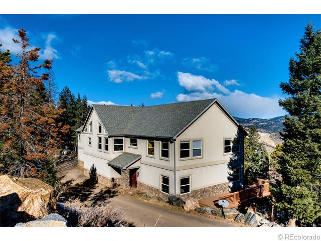 1453 Santa Fe Mountain Rd, Evergreen, CO