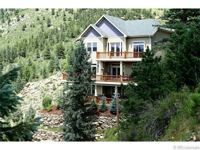 2445 Douglas Mountain Dr, Golden, CO