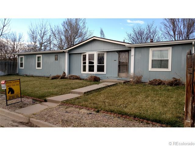 65 W Nelson Ave, Keenesburg, CO