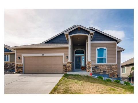 815 Tailings DrMonument, CO 80132