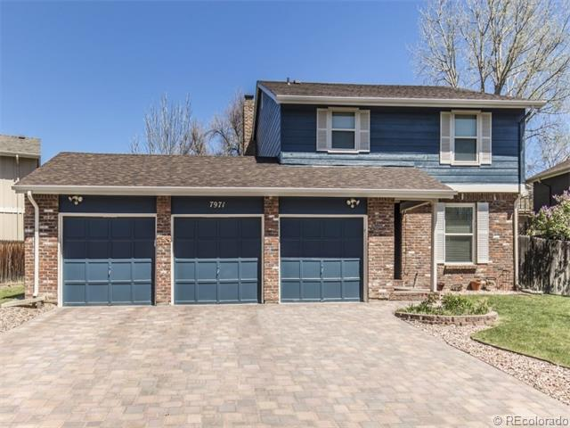 7971 S Vincennes Way, Englewood, CO