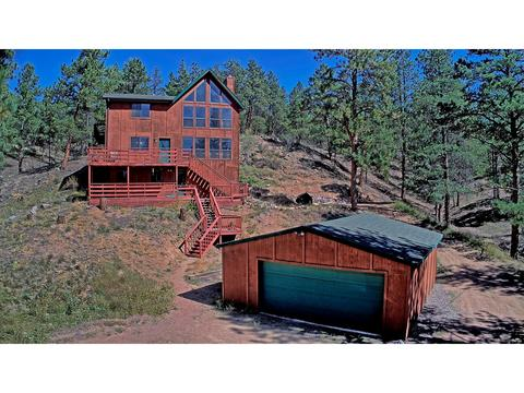 18250 County Road 126Pine, CO 80470