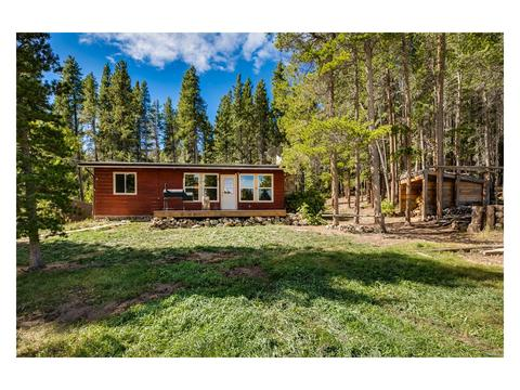 2402 Lump Gulch RdBlack Hawk, CO 80422