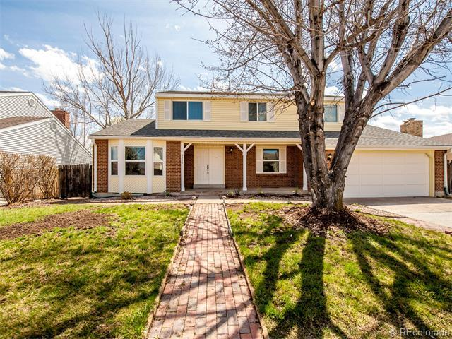9256 W Geddes Pl, Littleton, CO 80128