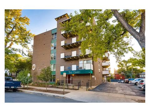 1265 Elizabeth St #306Denver, CO 80206