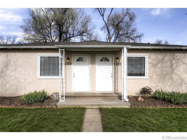 1320 1322 Balsam St, Denver, CO