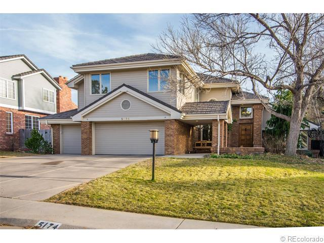 5174 E Mineral Cir, Littleton, CO