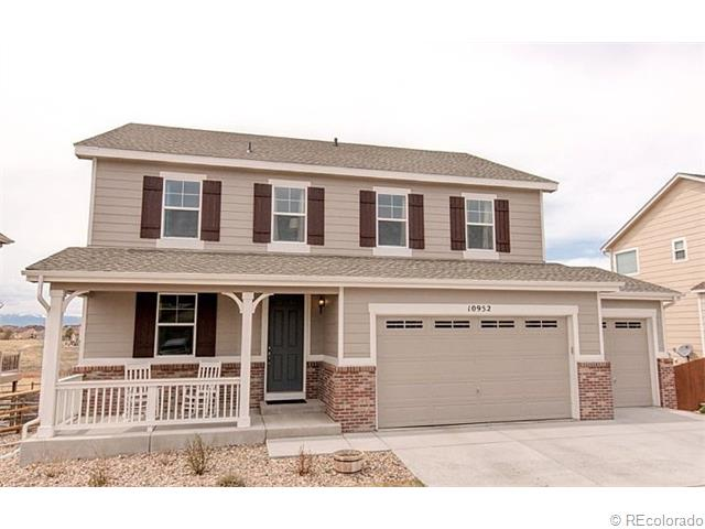 10952 Torreys Peak Way, Peyton, CO