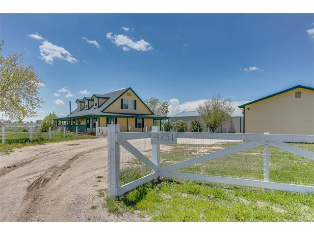 4751 County Road 47, Hudson, CO