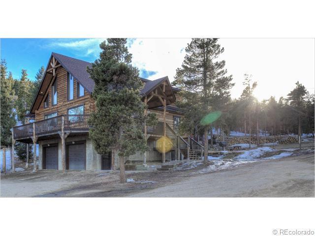 1305 Warren Gulch Rd, Idaho Springs, CO