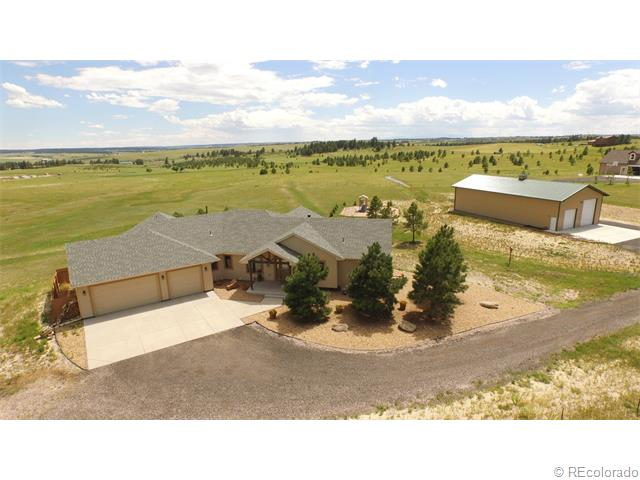 40610 S Thunder Hill Rd, Elizabeth, CO