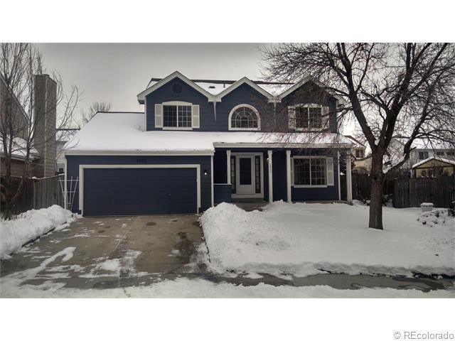 3633 Rosewalk Cir, Littleton, CO