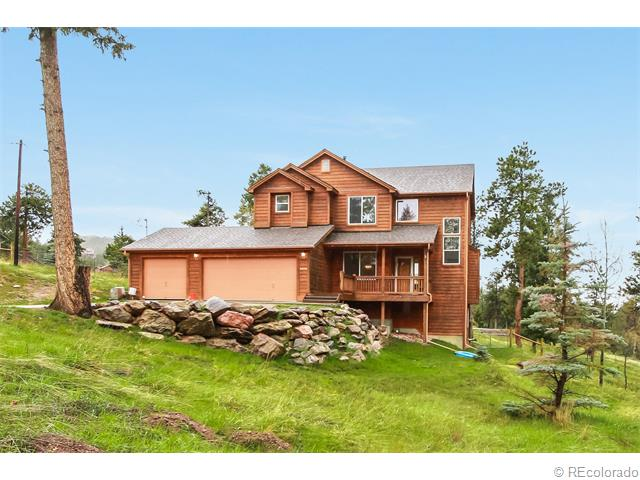 13586 Wamblee Trl, Conifer, CO