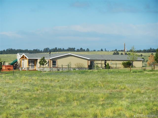 13808 Hawkeye Rd, Kiowa, CO