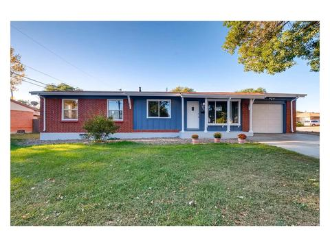 5082 W 65th PlArvada, CO 80003