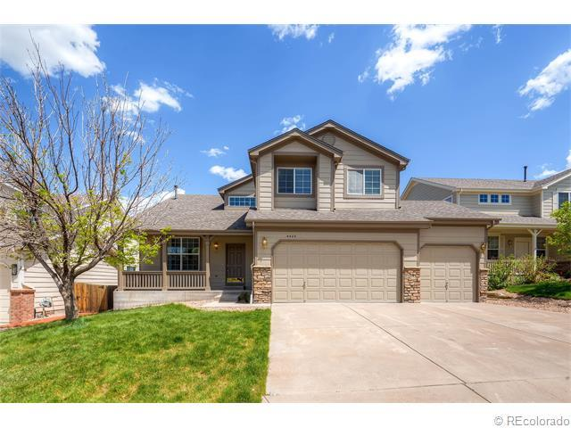 4424 S Himalaya Cir, Aurora, CO