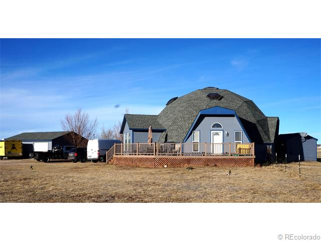 13610 Cottontial Dr, Peyton, CO