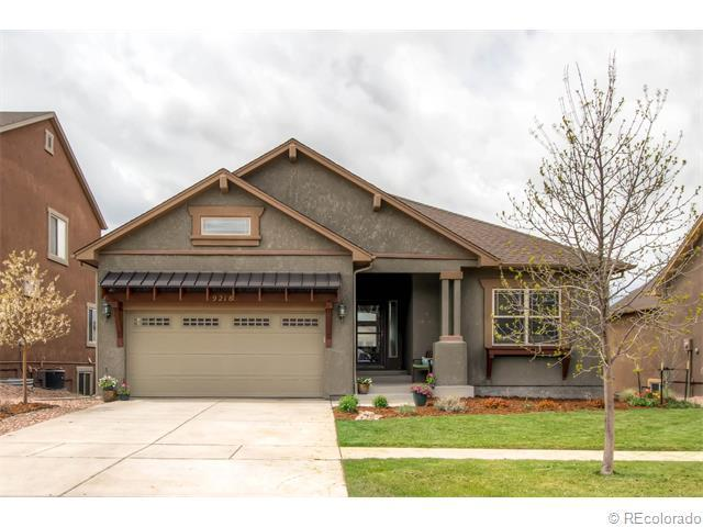 9218 Rock Pond Way, Colorado Springs, CO