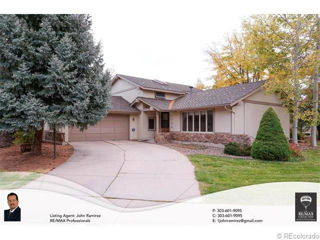 7726 S Forest St, Littleton, CO