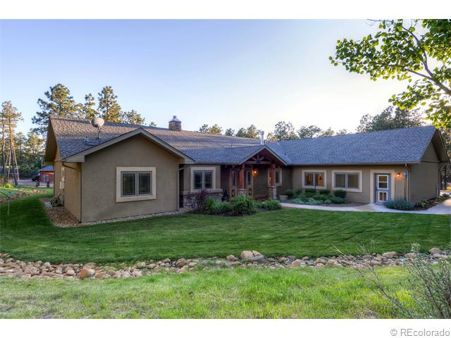 11675 Black Forest Rd, Colorado Springs, CO