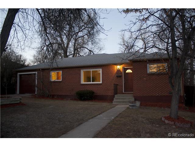 1421 Rowena St, Denver CO 80229