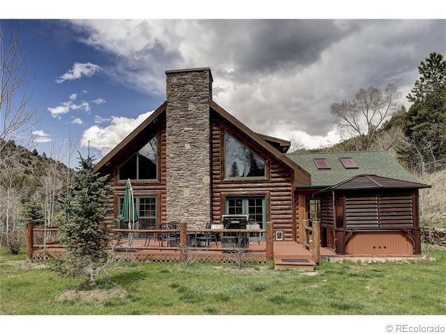 22 Buckskin Trl, Idaho Springs, CO