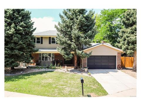 4639 E Fair Pl, Centennial, CO 80121