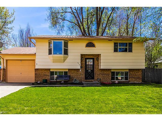 609 E 5th Ave, Longmont, CO