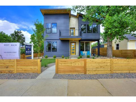 4496 Zenobia St, Denver, CO 80212