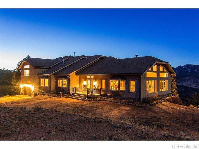 15854 Cathedral Trl, Conifer, CO